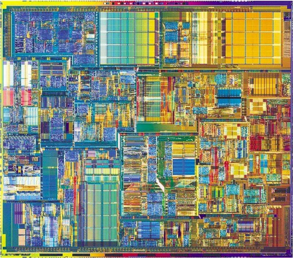 What Does a CPU Look Like?