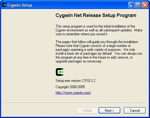 1  Installing a C++ compiler, debugger, and make for Windows XP