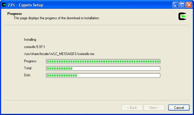 1  Installing a C++ compiler, debugger, and make for Windows XP