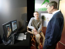 Dyksen_with_bill-gates